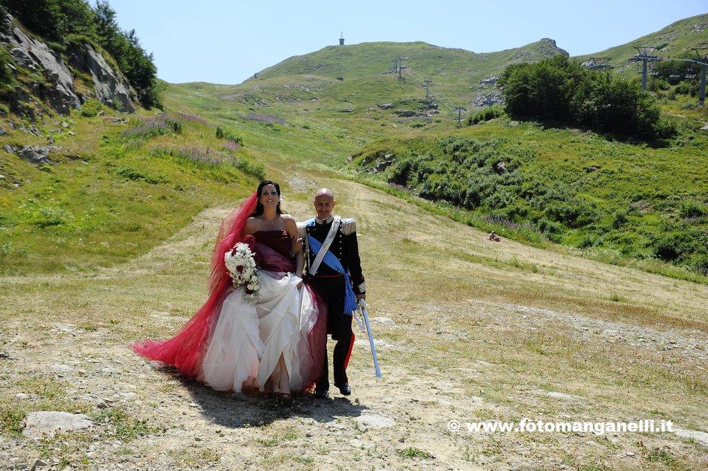 12 Cerreto Laghi Matrimonio Foto Sposi Nozze Francesco