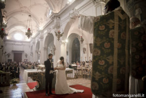 italian wedding reportage bride groom