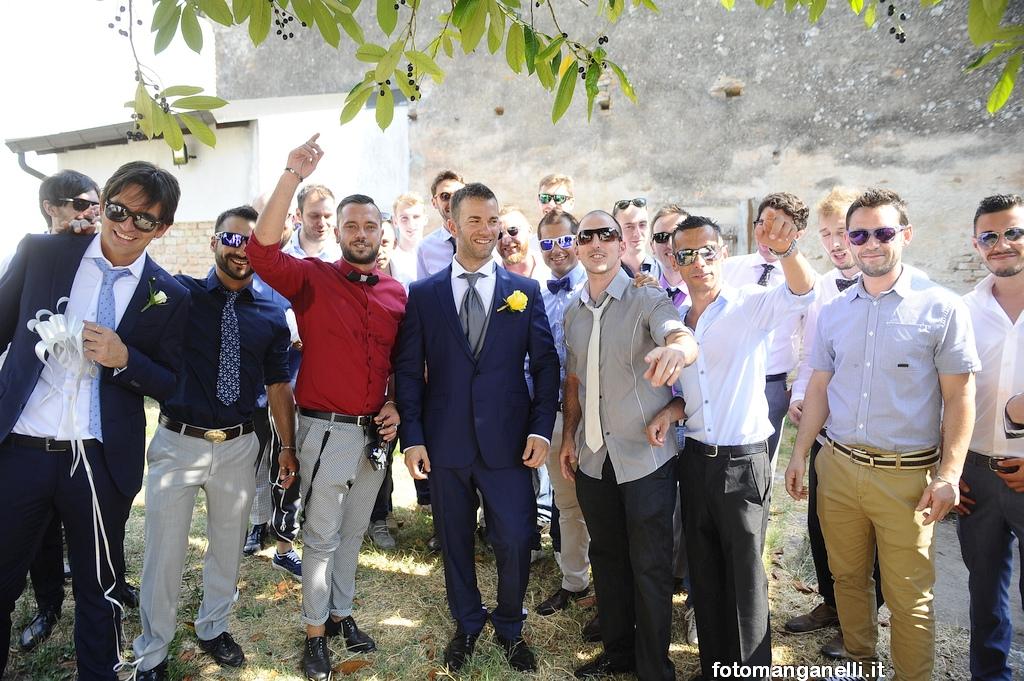 foto sposi lindera matrimonio