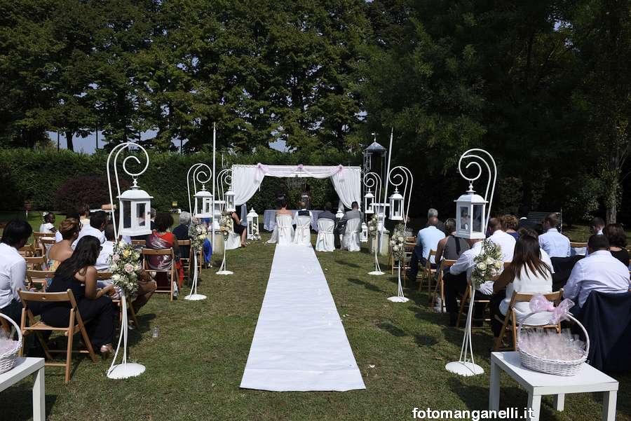 matrimonio all'aperto fotografo cremona