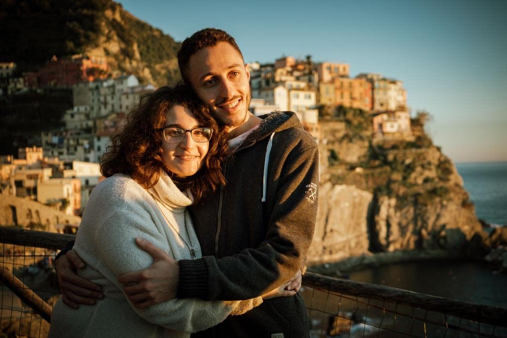 manarola 5 terre sposi matrimonio