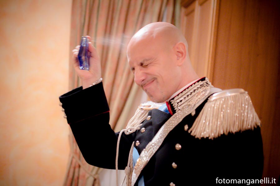 gus carabiniere alta uniforme