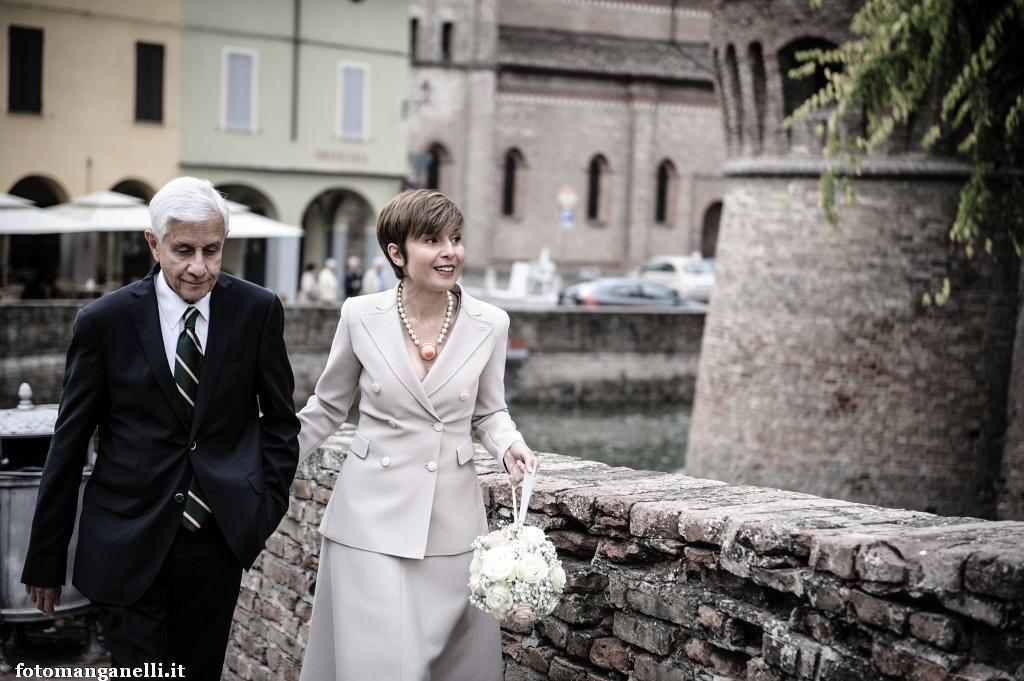 sposi rocca san vitale