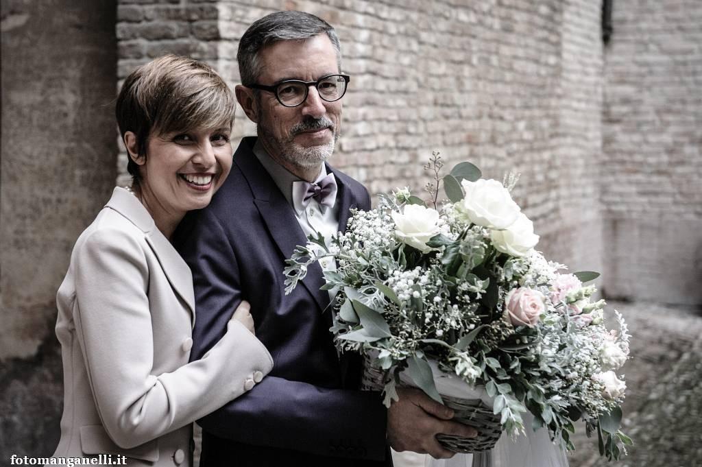foto sposi fontanellato