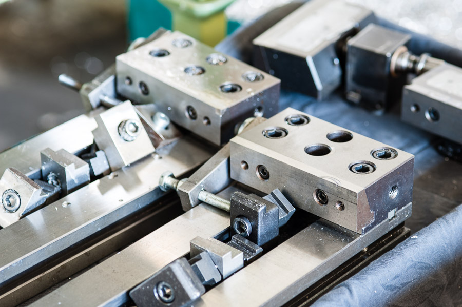 meccanica industriale foto immagini