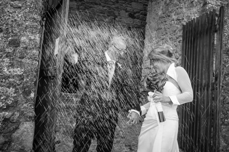 fotografie di matrimonio al Castello di Vigoleno